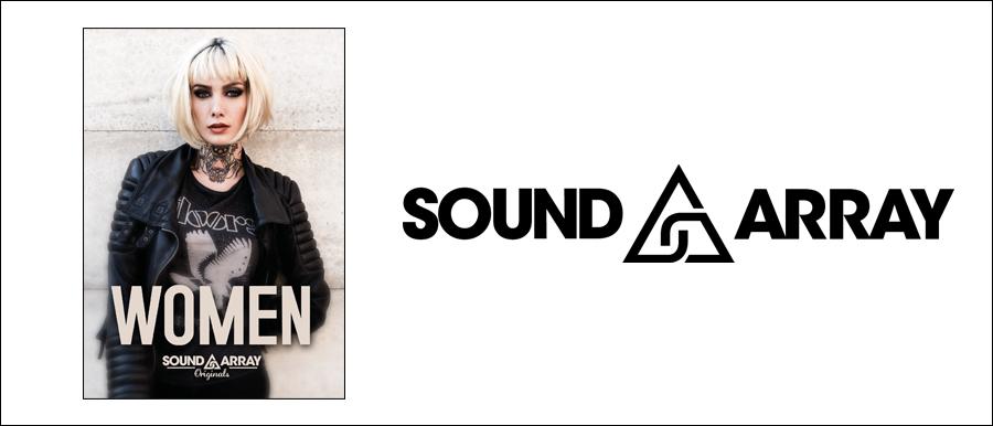 Sound Array Banner